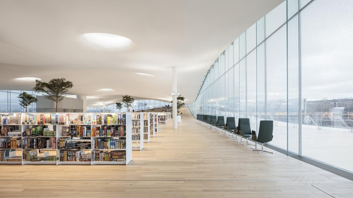 Oodi Central Library has been opened and welcomes all | My
