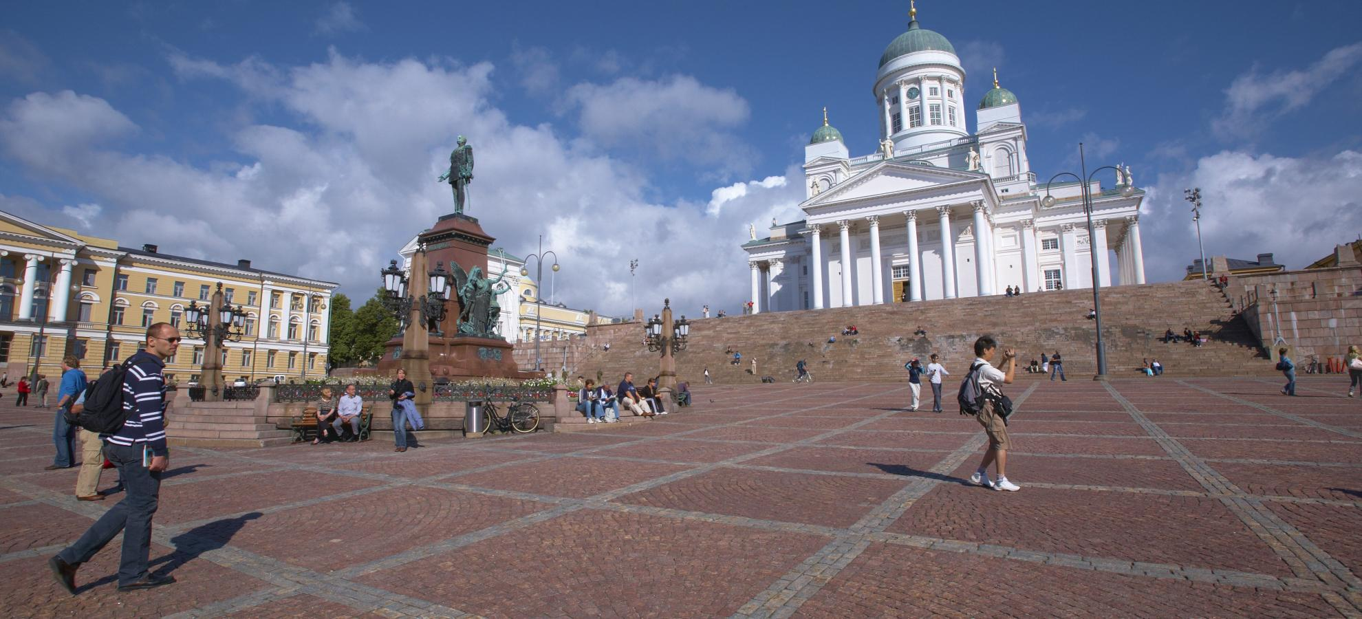 Senate Square My Helsinki