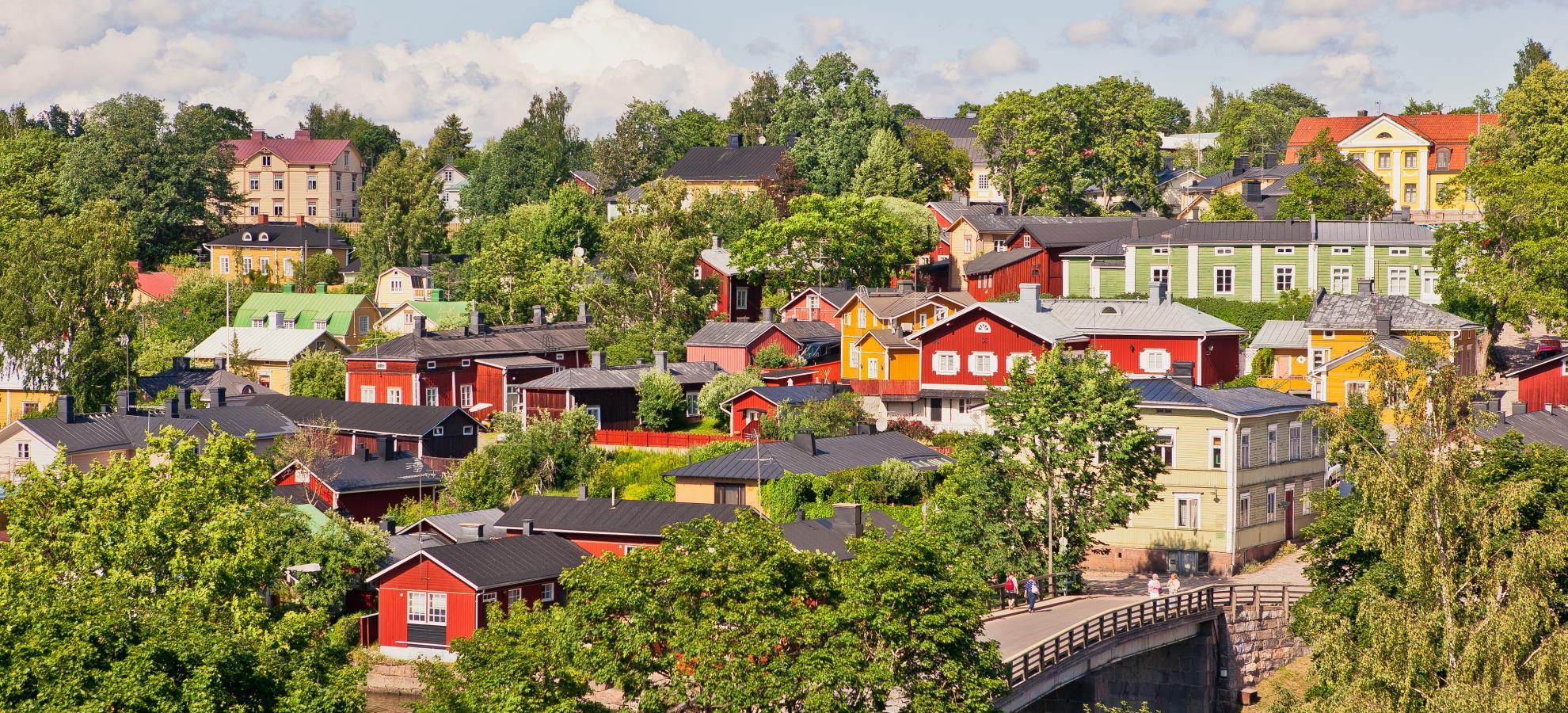 Helsinki Porvoo Etäisyys